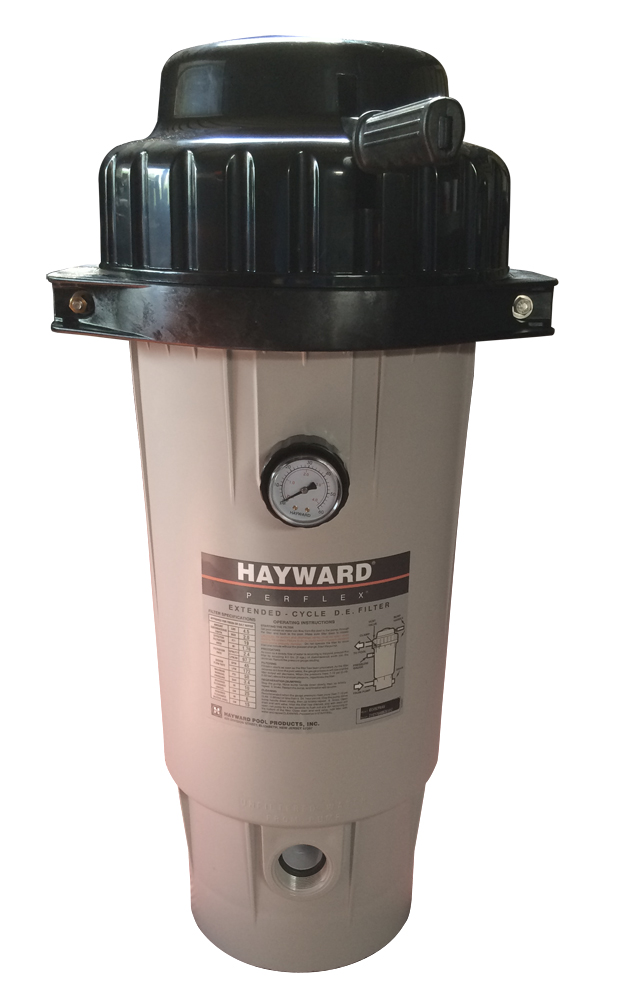 Hayward Perflex Ec50 45ac Above Ground De Swimming Pool